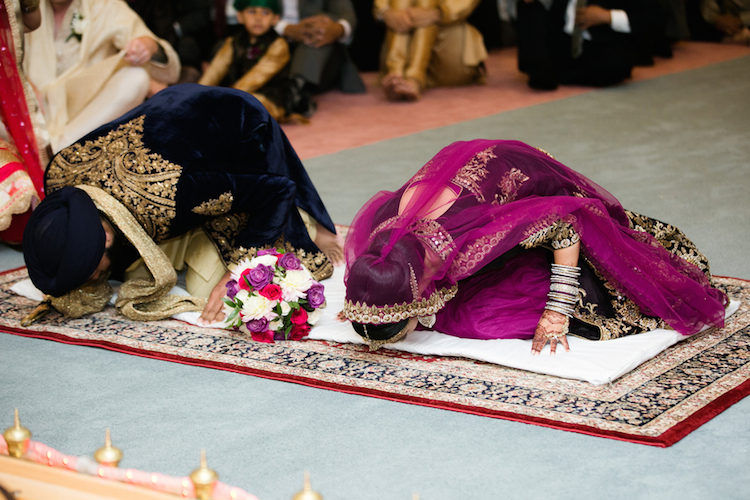 10a indian wedding anand karaj