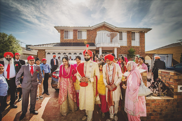 15a indian wedding baraat