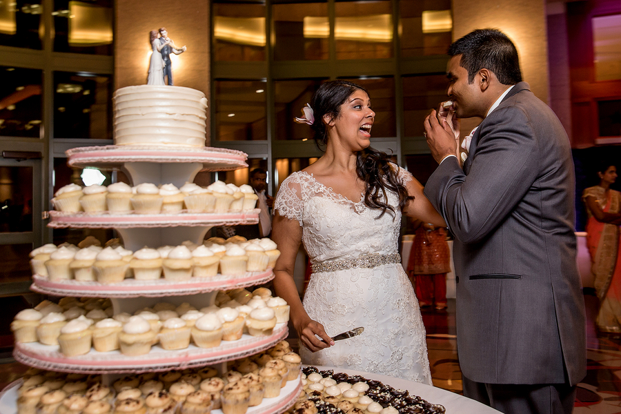 24a indian wedding cake cutting