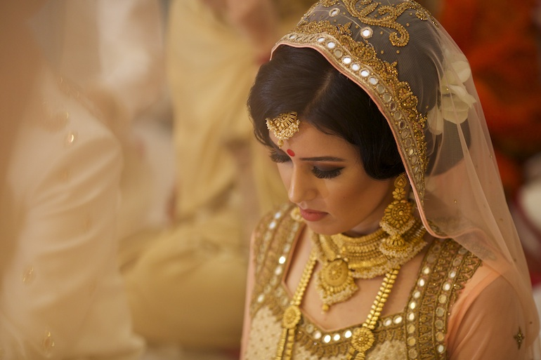 3 Indian Wedding Bridal Look copy