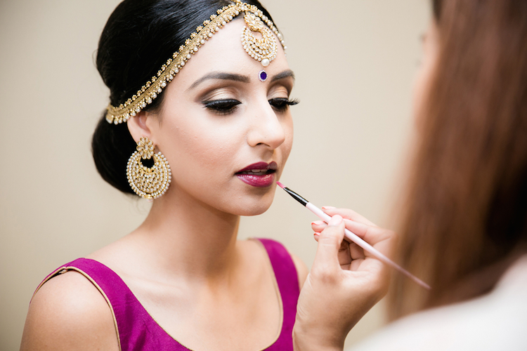 3a Indian Wedding makeup