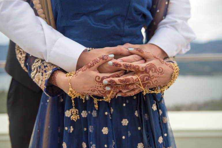 3a indian wedding mehndi