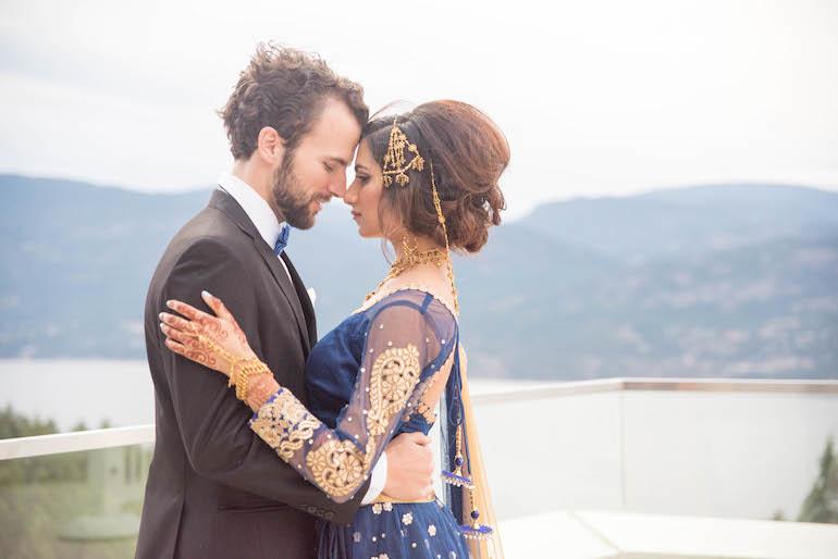 3aa indian wedding portrait shoot