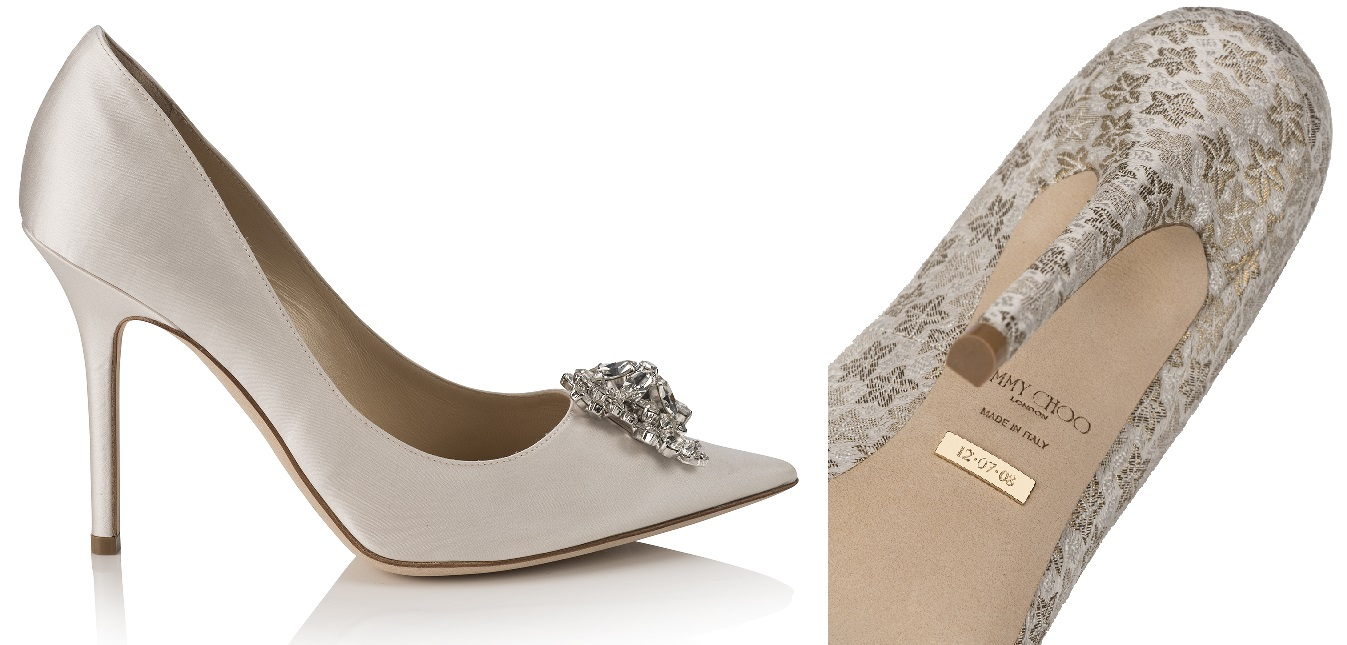 30b305fd5fcb To customize your own gorgeous pair of Jimmy Choo Wedding Shoes head here!