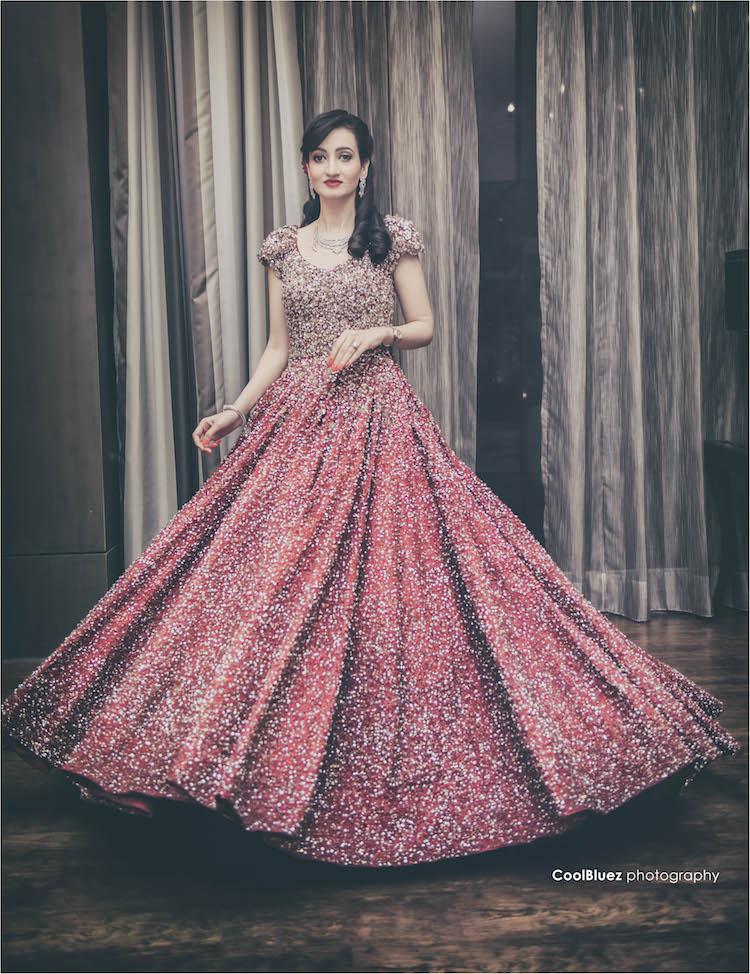 Indian Wedding Gowns \u2013 Fashion dresses