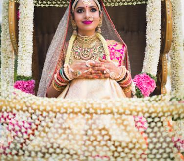 bridal palki