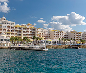 Cozumel Palace Destination Wedding