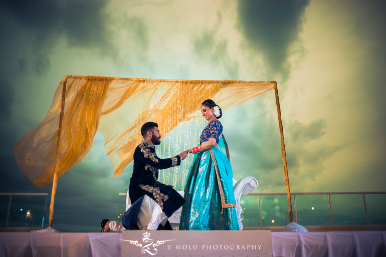 destination indian wedding