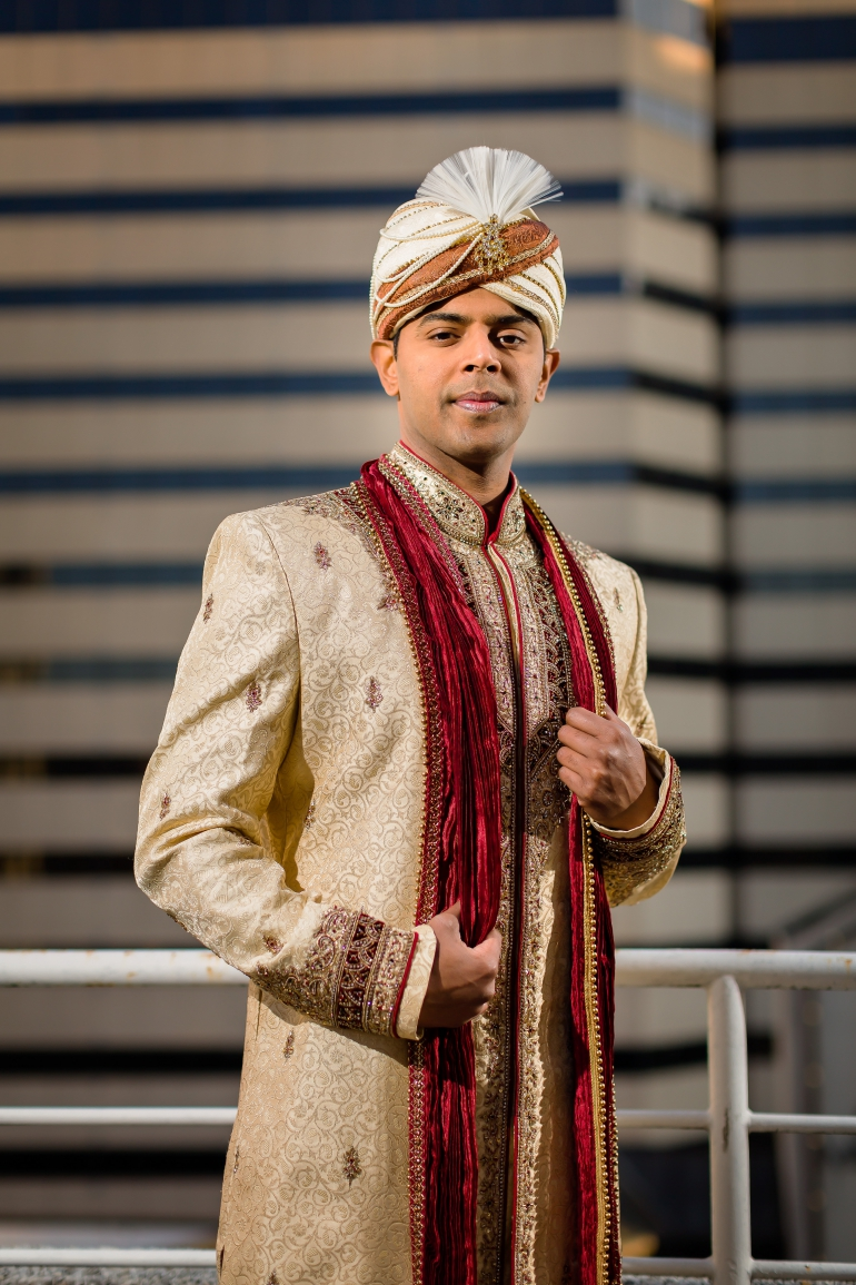 Photographick Studios Shares On Their Wedding Day Pramod Never Stopped Smiling At Her As He Realized That His Dream To Marry Soulmate Was About