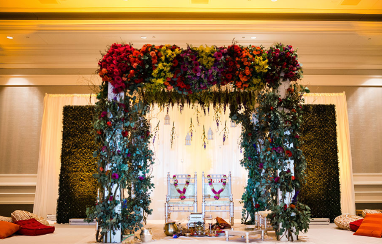 indian mandap