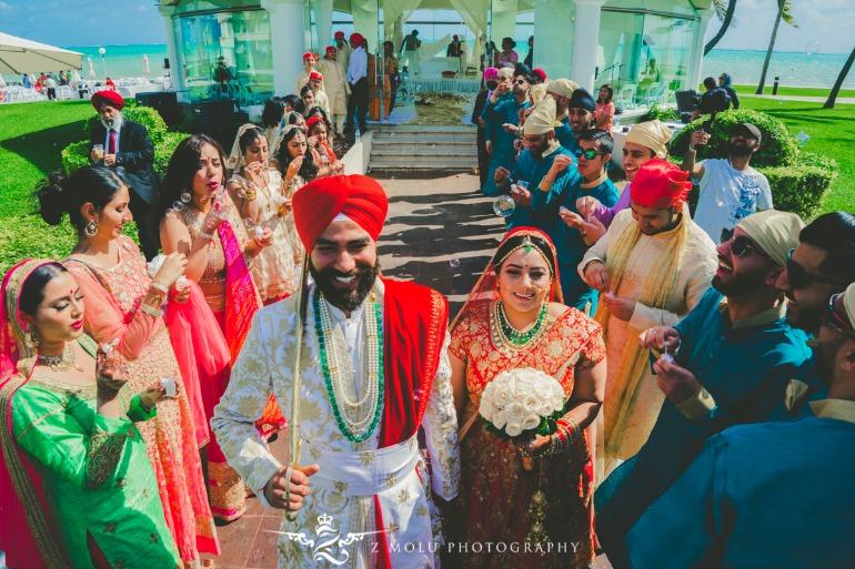 indian wedding cancun
