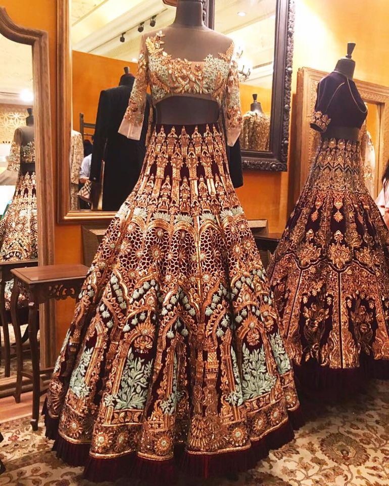 Manish Malhotra creation