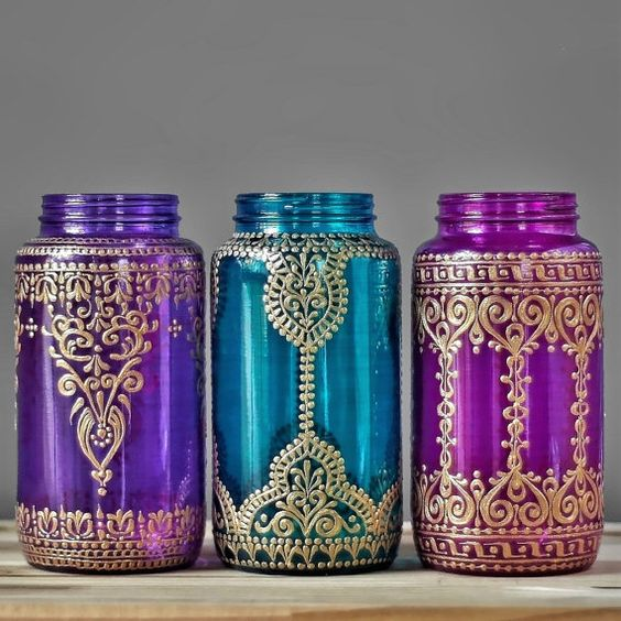 Indian wedding ideas blog indian wedding themes indian wedding 5 ways to incorporate mason jars into your wedding day solutioingenieria Gallery