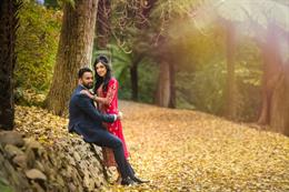 Autumn Pre-Wedding Shoot In Melbourne By Jagminder Singh Photography