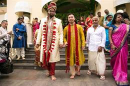 Glam Mexico Indian Destination Wedding By Moments That Matter Photography