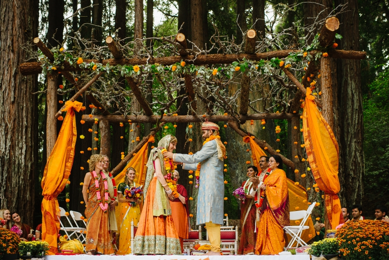 Gorgeous Multicultural Bangalore Indian Wedding By Pixel Story Photography Rustic Theme