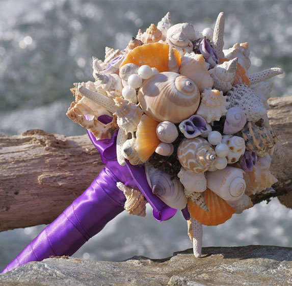shell-bouquet
