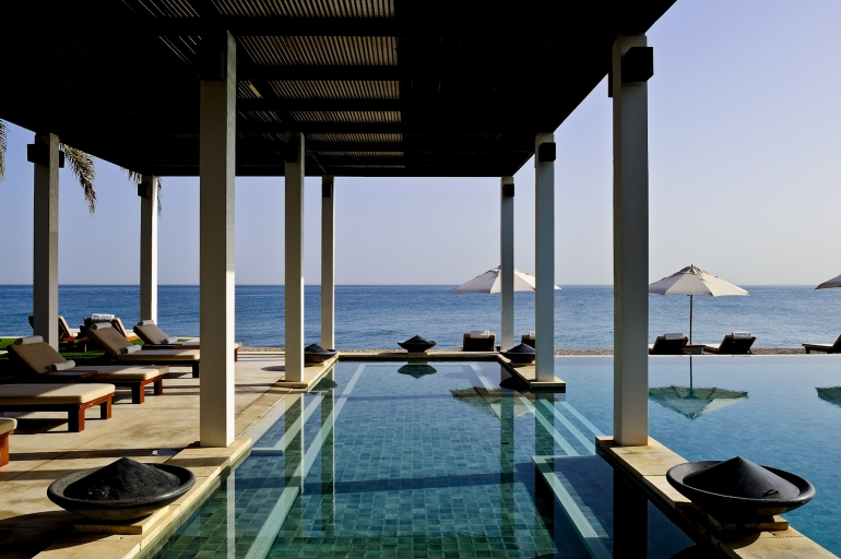 The Chedi, Oman