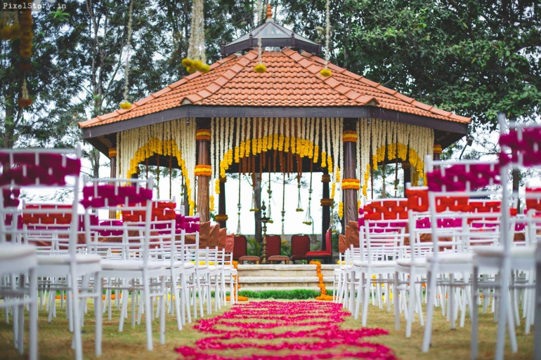 South indian wedding ideas totally worth stealing wedding decor pixel story junglespirit Images