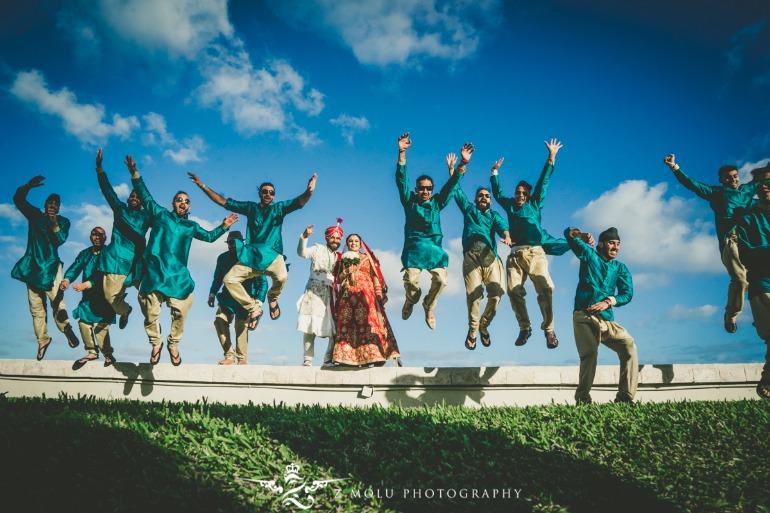 Moon Palace Indian Wedding