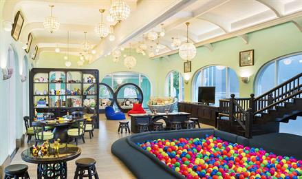 Kids Club Interior