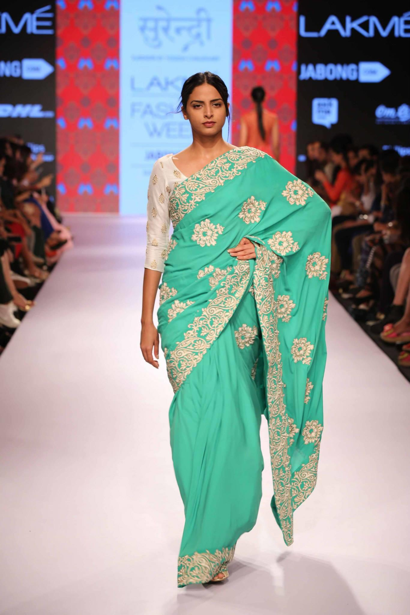 Day 1 of Lakme Fashion Week Summer 2015