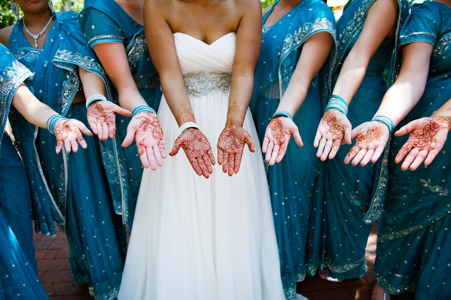 Multicultural Fusion Wedding by Kellie Saunders Photography