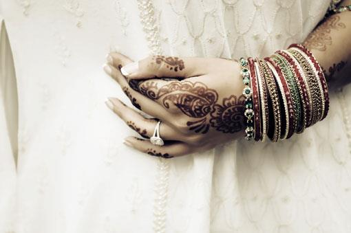 Indian Wedding Tip: At-Home Manicure