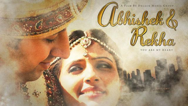 CineMonday by Delack Media Group: Abhishek and Rekha