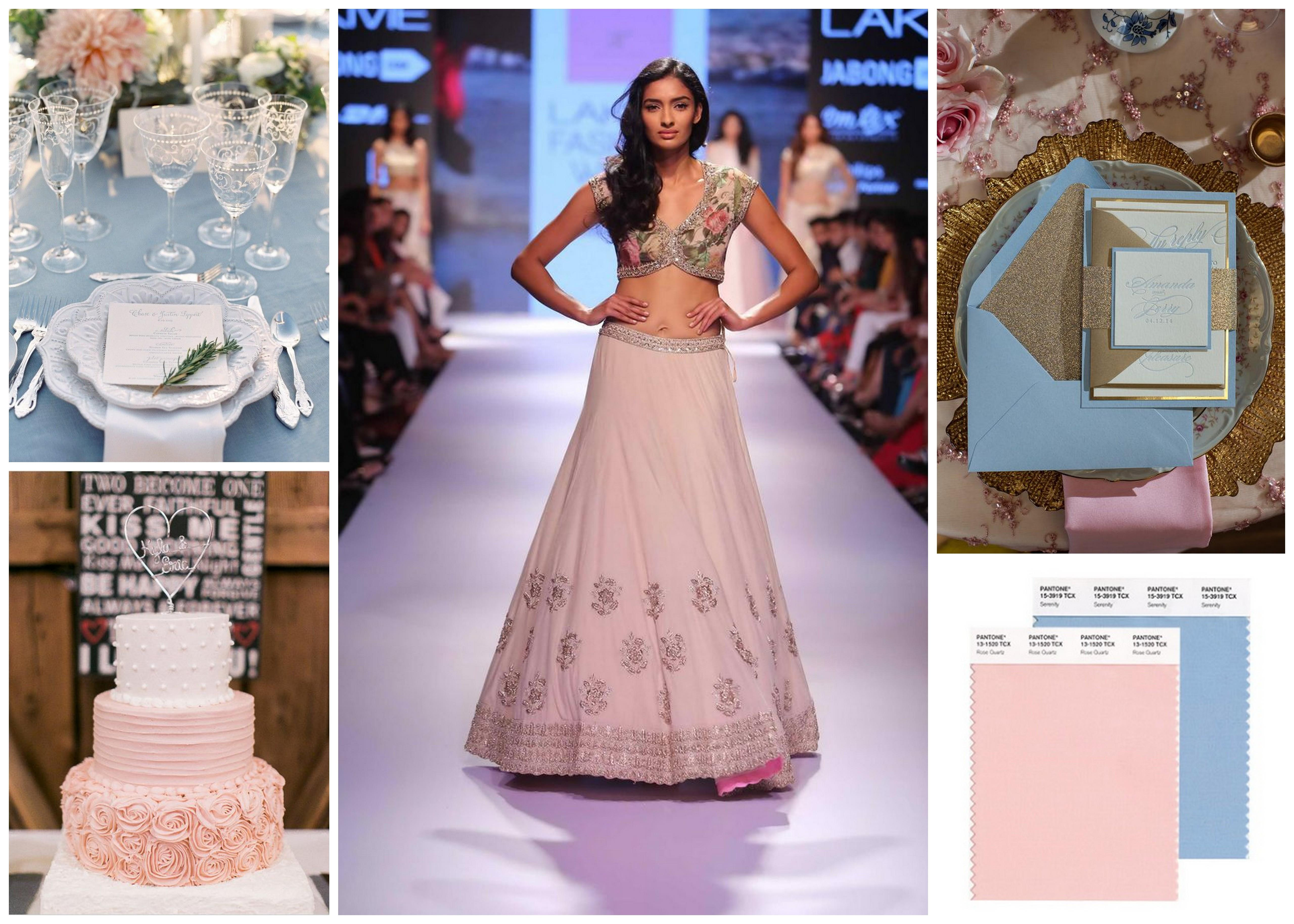 Pantone crowns Rose Quartz and Serenity As Their 2016 Colors of the Year