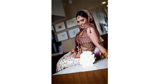 Top Model Indian Bride Portraits