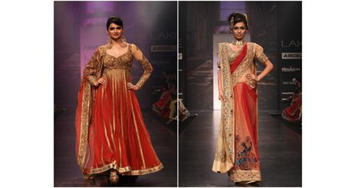 Lakme Fashion Week Winter 2011 - Neeta Lulla