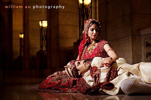 Real Indian Canadian Wedding: Anjali & Arun (2)