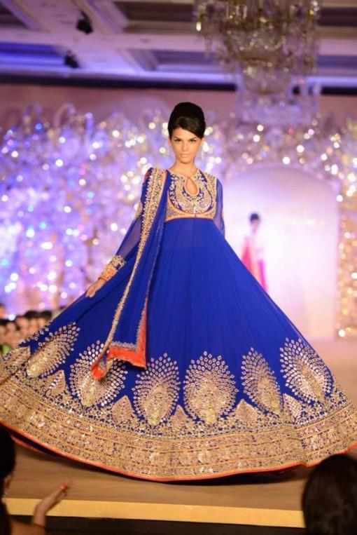peacock-blye-and-gold-bridal-anarkhali-lengha-style-e1381975862409
