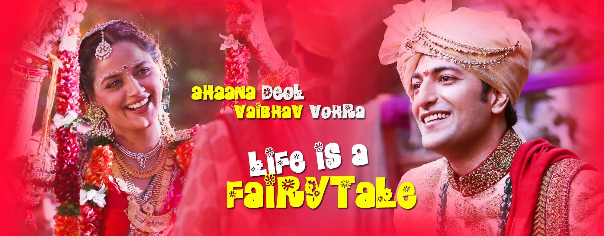 Bollywood Celebrity Wedding Film of Ahana Deol and Vaibhav Vohra