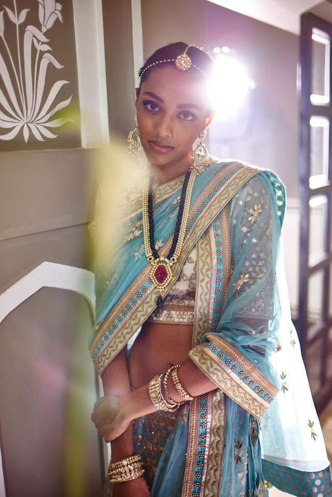 The Summer Bride by Anita Dongre (3)