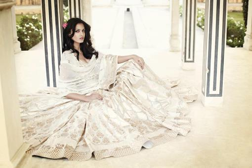 Anita Dongre Spring/Summer 2012 Bridal Collection