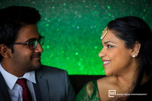 Lovely Chicago E-Session - Anuradha and Chetan