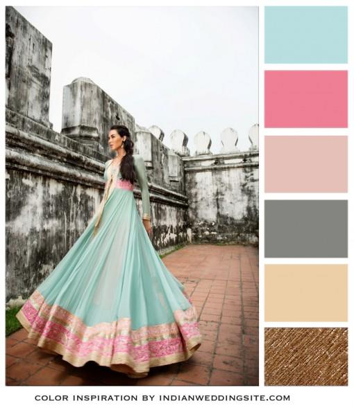 aqua-pink-gold-anarlaki-lenga-indian-pakistani-wedding-e1382712660767