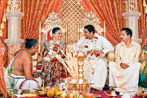 Baltimore Hindu and Christian Wedding by Photographick Studios