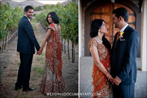 bay area casa real indian wedding reception