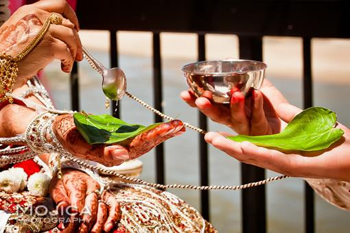 Beautiful Red Kansas Indian Wedding by Mojica Photography - 2