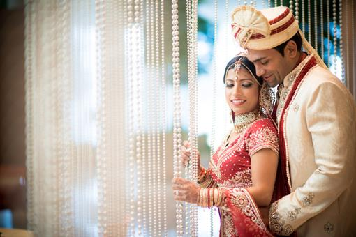 Beautiful Schaumburg Illinois Indian Wedding - 2