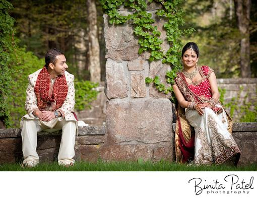 Berkshires Indian Wedding by Binita Patel Photography