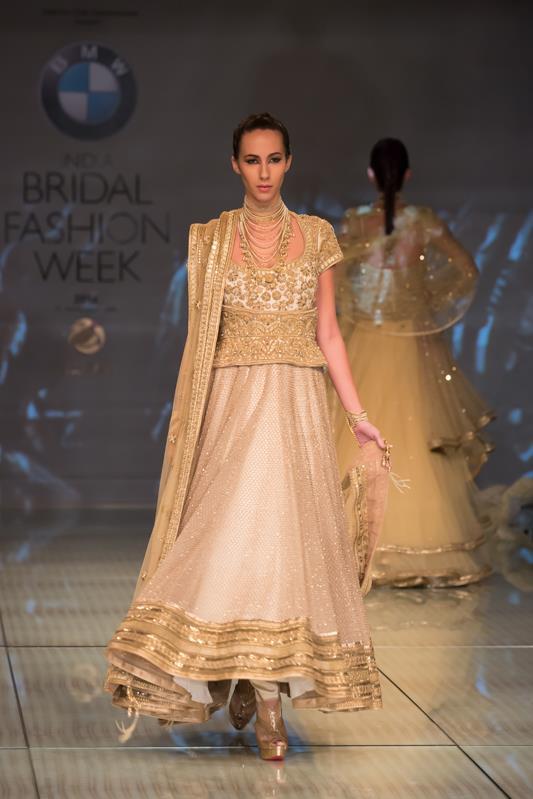Bmw India Bridal Fashion Week Ibfw 2014 Tarun