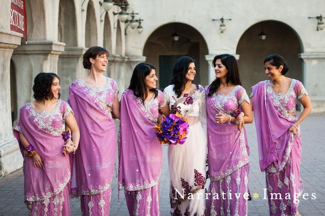 borrow it bindaas bridal party