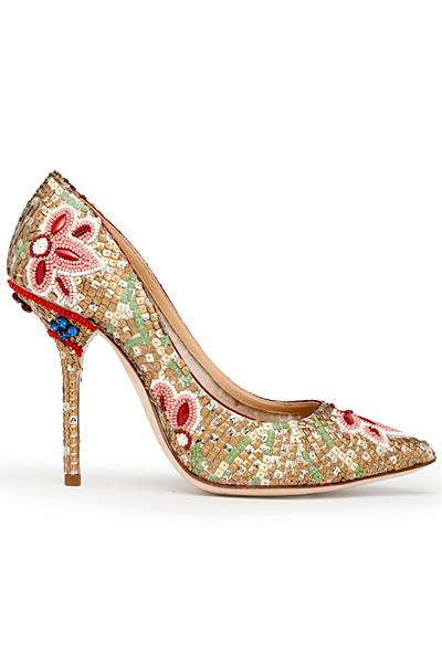 Byzantium Shoes from Dolce & Gabbana -Tuesday Shoesday