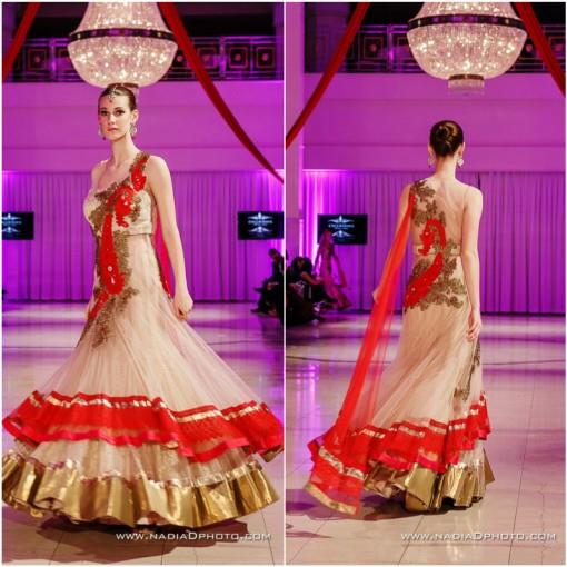 Charisma Design Studio 2013 Indian Bridal Couture Collection