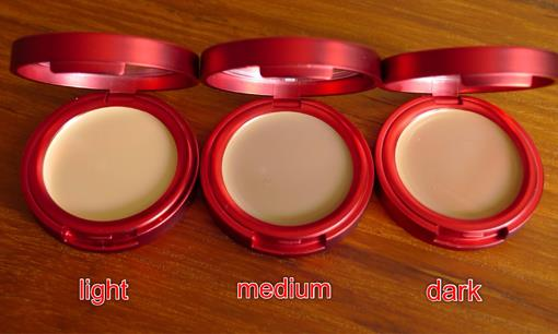 Correcting Dark Under Eye Circles with Khuraira Cosmetics