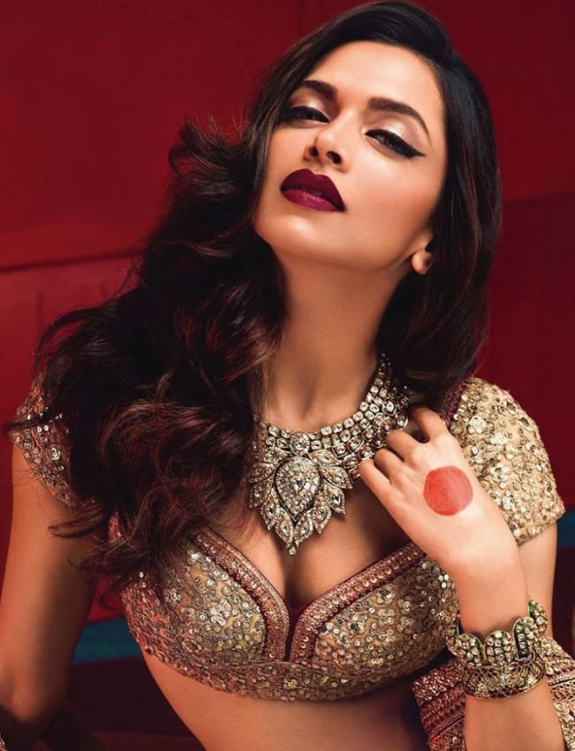 Deepika Padukone in Vogue 2